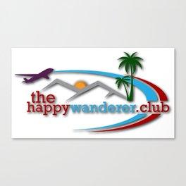 The Happy Wanderer Club Canvas Print