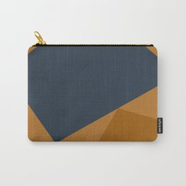 Abstract Geometric 26 Carry-All Pouch