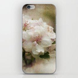 Blossom in Springtime iPhone Skin