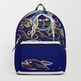 More Suns for Life at Deep Blue Backpack