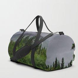 Alaskan Summer Rain Clouds, Kenai_Peninsula Duffle Bag