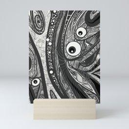 Ocular Dervish Mini Art Print