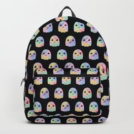 Patchwork ghost Backpack