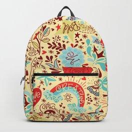 Happy Tatts Backpack