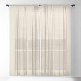 SAND II Sheer Curtain