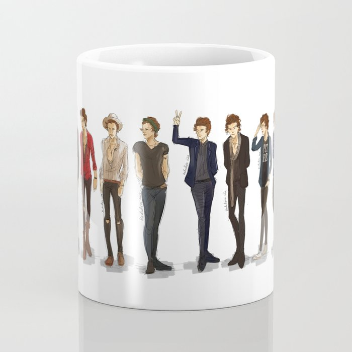 Styles 39 Style Coffee Mug By Inaros Society6