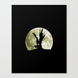 Death God Canvas Print