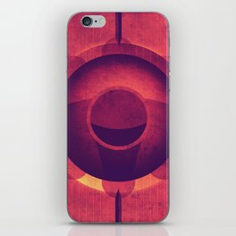 Venus - Lava Domes iPhone Skin