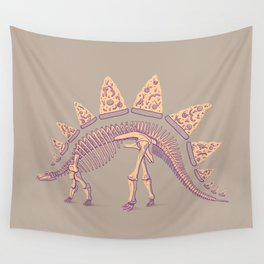 Pizzasaurus Awesome Wall Tapestry