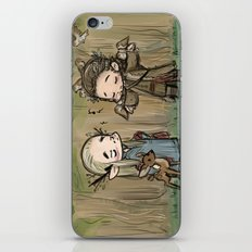 Show off iPhone & iPod Skin