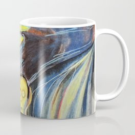 the scream silenced Coffee Mug