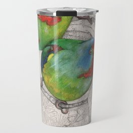 Act Swiftly Travel Mug