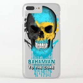 To The Core Collection: Bahamas Clear iPhone Case