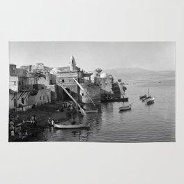 View of Tiberias Rug