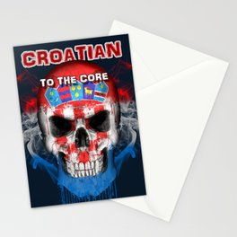 To The Core Collection: Croatia Stationery Cards