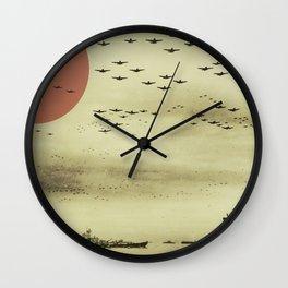 Sweet Surrender Wall Clock