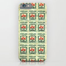S&H GREEN STAMPS iPhone 6 Slim Case