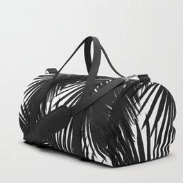 Palms Black Duffle Bag