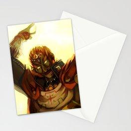 Zelda: Ganondorf Stationery Cards