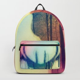Deer colorful Backpack