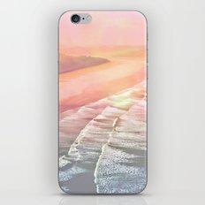 Pink Ocean iPhone & iPod Skin
