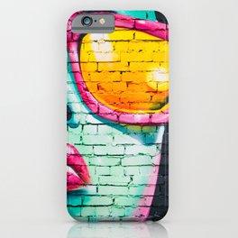 Grafiti Chic Art iPhone Case