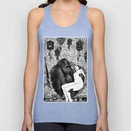 asc 686 - La pitié (Time is out of joint) Unisex Tank Top