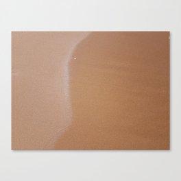 Sandwater Canvas Print