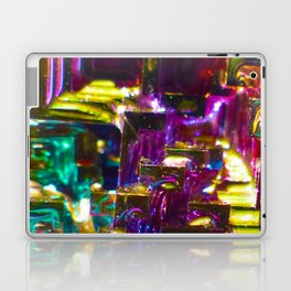 Rainbow Bismuth Laptop & iPad Skin