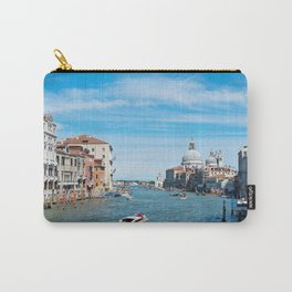 View from the bridge in Venice Carry-All Pouch