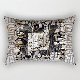 Contrast Rectangular Pillow