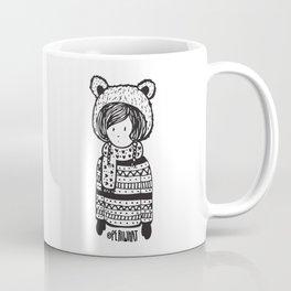 Teddy Bear Boy  Coffee Mug