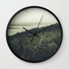 A perfect goodbye Wall Clock