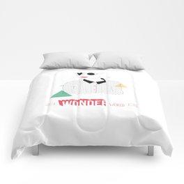 Wonderworld Comforters