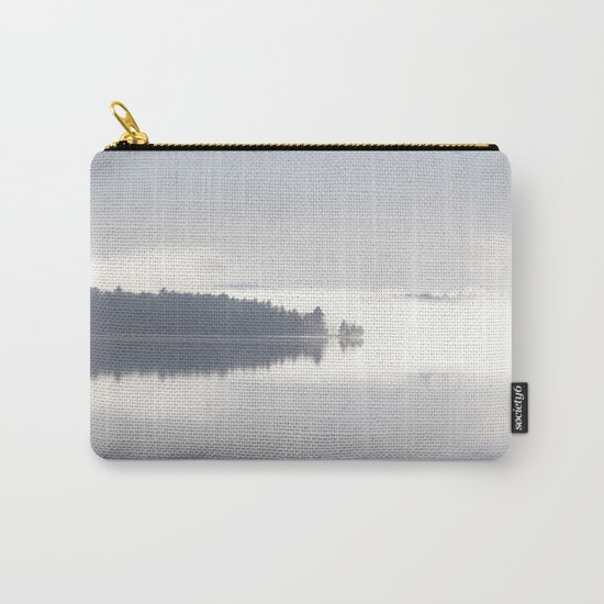 Reflecting By The Lake Carry-All Pouch