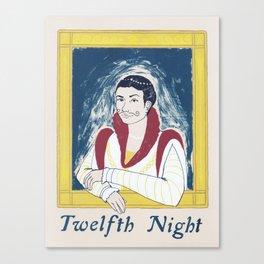 Twelfth Night Canvas Print