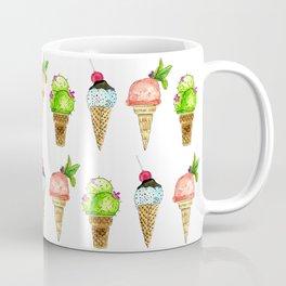 Ice cream Flavours Coffee Mug
