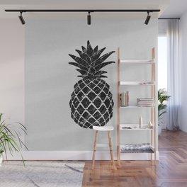 Pineapple Marble Wall Mural