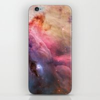 nasa iPhone & iPod Skins featuring Nebula star Orion galaxy hipster NASA space and stars photo by iGallery