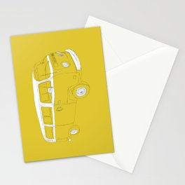 VW T2 Microbus Stationery Cards