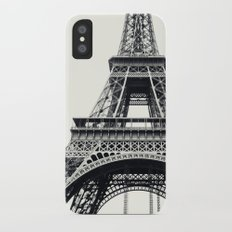 Eiffel Tower iPhone X Slim Case