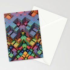 Mindcraft Stationery Cards