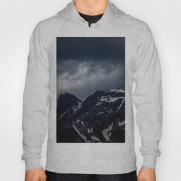 Dark Mountain mood Hoody