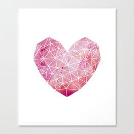 Heart No.1 Canvas Print