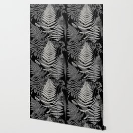 The fern paradise- a plea for the culture of ferns - Francis George Heath - 1908 Ink Black and White Wallpaper
