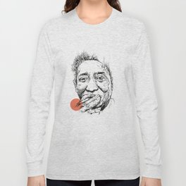 Muddy Waters - Get your mojo! Long Sleeve T-shirt