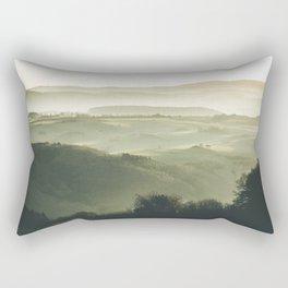 Eifel Landscape Rectangular Pillow