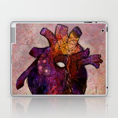 With All of My Heart Laptop & iPad Skin