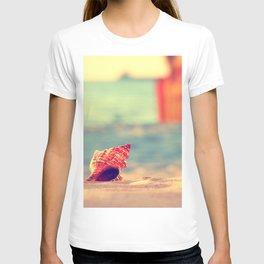 A summer at the beach T-shirt