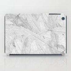 Feathered (Pattern). iPad Case
